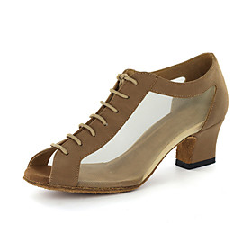 Women's Leatherette Modern Shoes / Ballroom Shoes Sandal Chunky Heel Customizable Black / Gold / EU43 Category:Ballroom Shoes,Modern Shoes; Upper Materials:Leatherette; Available Width:Average; Season:Winter,Fall,Summer,Spring; Lining Material:Leatherette; Heel Type:Chunky Heel; Gender:Women's; Range:EU43; Style:Sandal; Outsole Materials:Suede; Closure Type:Lace-up; Customized Shoes:Customizable; Listing Date:06/26/2014; Foot Length:; SizeChart1_ID:2:468; Popular Country:Japan,United Kingdom,Canada,United States; Special selected products:StockEuro