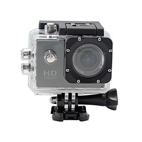 SJ4000 Mini Action Camera Diving Full HD DVR DV 30M Waterproof Extreme Sports Helmet Camcorder