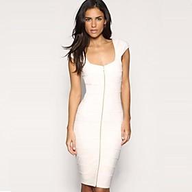 Kvinners New Shaping Vest Dress