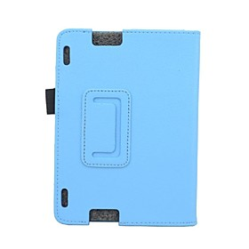 Litchi Slim Smart PU Leather Cover Case for Amazon Kindle Fire HDX 7 Multi Color