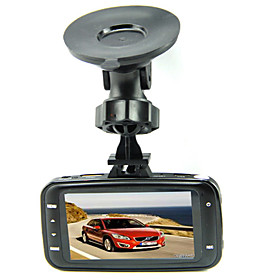 GS8000L Original Glass Lens 1080P Car DVR 2.7 Inch LCD With G-sensor NOVATEK