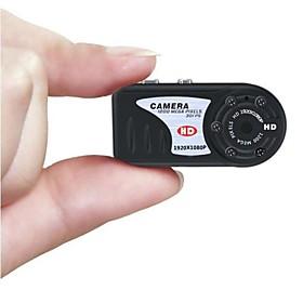1080P DVR HD Mini Thumb DV Camera Digital Camera Recorder with 6 LED IR Light