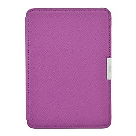 Original Design 1:1 Slim PU Leather Cover Case for Amazon Kindle Paperwhite Multi Colors