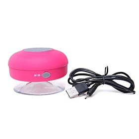 Wireless bluetooth speaker 2.0 channel Portable Outdoor Shower waterproof water resistant Mini 1619063