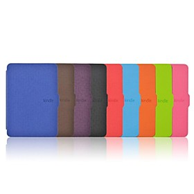 Excellent Handfeel Leather Cover Case for Amazon Kindle Paperwhite 6 Inch Ebook