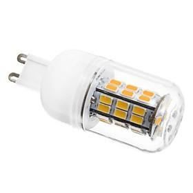 G9 8W 42x5730SMD 1200LM 3000K Warm White Light LED Bi-pin Light(AC110-240V)