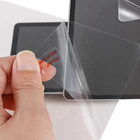 Frosted Specchio LCD Screen Protector per iPad 2 e il nuovo iPad