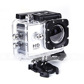 SJ4000 Sports Action Camera 12MP 4000 x 3000 Waterproof / 1080P / Anti-Shock 1.5 CMOS 32 GB 30 MUniversal / Diving  Snorkeling /