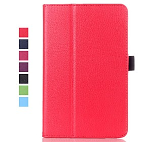 Appson High Quality Litchi Skin Pattern Leather Tablet Case for Lenovo IdeaTab A8-50 (A5500) (Assorted Colors)