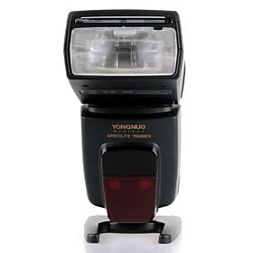 YONGNUO YN568EX Speedlite for Nikon DSLR / E-TTL / Wireless Flash - Black
