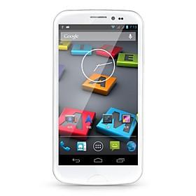 ONN V9-5.7 pollici (720 1280) Quad Core Android 4.2 Slim Smartphone (MTK 6589 1.2GHz, Dual Sim, 3G, WiFi, Ram1Gb, Rom4Gb)