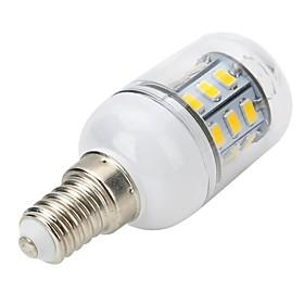 4W E14 Точечное LED освещение / Круглые LED лампы / LED лампы типа Корн T 27 SM
