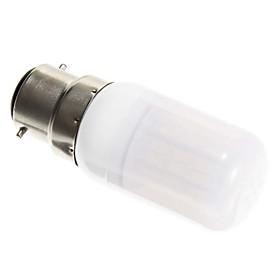8W B22 LED Corn Lights T 42 SMD 5730 1200 lm Warm White AC 100-240 V