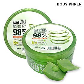 [BODY PHREN] Aloe Vera Moisture Multi Soothing Gel 98% 300ml