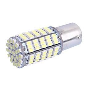 1157 / BA15S  12W 850LM 127x3020 SMD White LED for Car Brake Light (DC12V, 1Pcs)