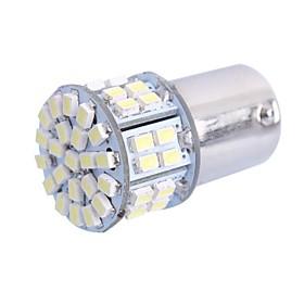 1156 / BA15S  5W 300LM 50×3020 SMD White LED for Car Steering Light / Backup / Brake Light (DC12V, 1Pcs)