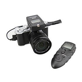 JJC Wireless Timing Remote Control RR-90 for Fujifilm XM1/XE2/XA1/XQ1/XT1/S1
