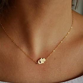 Women's Bergamot Simple Necklace