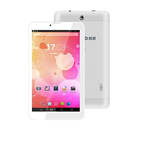 CREATED Q7 7inch Android 4.2 Wifi Tablet (Quad Core,8G ROM 1G RAM,Dual Camera ,OTG)