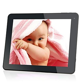 Megafeis M970 16GB 9.7'' Inch Dual Core Tablet PC (Android 4.1, 1GB RAM, Multi-Touch Screen, Dual Camera, HDMI)