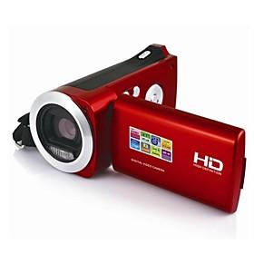 8 Megapixels Digital Video Camera 720P HD Video 4X Digital Zoom 2.7 Inch LCD Display Mini Camcorder HDV-882