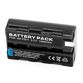 1500mAh Digital Camera Battery NP-FS11 for Sony DSC-P50 DCR-PC5E DCR-PC1