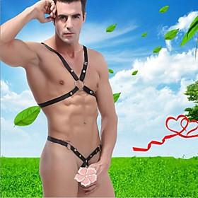 Men's Fashion G-String Men Sexy Comfy Sport Underwear Thong Lingerie