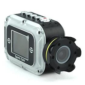 megafeis wasserdicht (ohne Koffer) Sport Outdoor-Action-Videokamera Full-HD-1080p-Weitwinkel-Camcorder WiFi Remote
