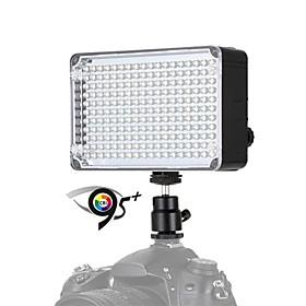 Aputure Amaran AL-H198 CRI 95 New LED Camera Video Light photo for Canon Nikon Olympus Camcorder with carrying bag