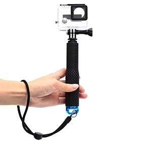 GoPro-Zubehor Selfie-Stick \/ Einbeinstativ \/ Schraube \/ Handgriffe \/ HalterungFur-Action Kamera,Gopro Hero 2 \/ Gopro Hero 3 \/ GoPro Hero