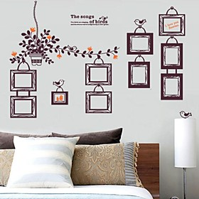 JiuBai Frame Collection Wall Sticker Wall Decal