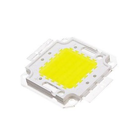 ZDM DIY 50W 4500-5500LM  White 6000-6500K  Light Integrated LED Module (33-35V) Street Lamp for Projecting Light Gold Wire Welding of Copper Bracket