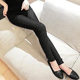 Medium-Katoenmixen-Legging-Vrouw-Legging