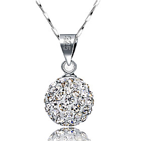 Jewelry Pendant Necklaces 925 Sterling Silver Sterling Silver Women Silver Wedding Gifts
