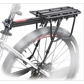 WEST BIKING 50kg Capacity Bike Rack Equipment Stand Footstock V Brake Disc Bicycle Kickstand Bicycle Rack