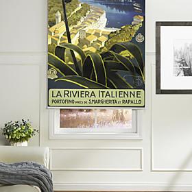 affiche de Voyage vintage italie sur Pinterest toile à rouleau