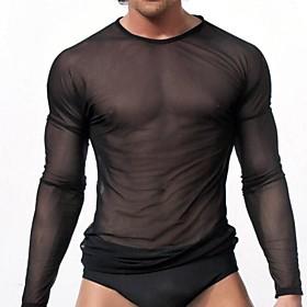 Men's Mesh/Nylon Undershirt