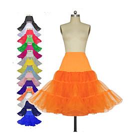 Slips 3 Tier 50s Retro Underskirt Swing Vintage Tutu Petticoat $9.59 AT vintagedancer.com