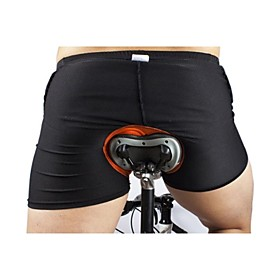 WOSAWE Cycling Under Shorts Men's Women's Bike Padded Shorts/Chamois Underwear Shorts Shorts Bottoms Bike Wear Quick Dry Lightweight 2402265