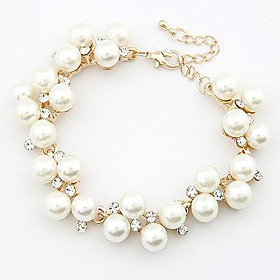 European Style Luxury Fashion Rhinestone Bracelet
