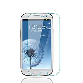 2.5D Round Edge 0.3mm 9H Explosion Proof Tempered Glass Screen Film Protector for Samsung Galaxy S3 I9300