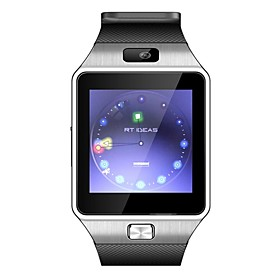 dz09 Touchscreen intelligenten Smart-Uhr-Telefon paaren fur iphone ios Samsung Android-