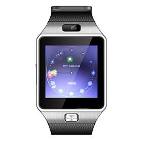 dz09 Touchscreen intelligenten Smart-Uhr-Telefon paaren fur iphone ios Samsung Android-