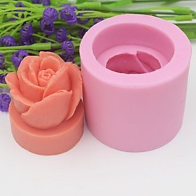 Mold Flower For Chocolate For Cookie For Cake Silicon Rubber Eco-friendly High Quality Nonstick 2552482