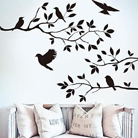 Wall Stickers Animal Wall Stickers Decorative Wall Stickers, Vinyl Home Decoration Wall Decal Wall Decoration