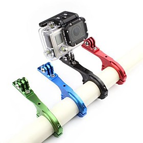 Bike Motorcycle Aluminum Handlebar Mount Adapter with Tool For GoPro Hero 2 3 3 4 promo code 2016