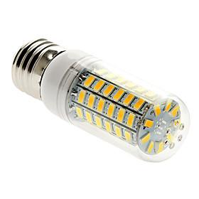 5W E26/E27 LED Corn Lights T 69 SMD 5730 450 lm Warm White AC 220-240 V 1 pcs
