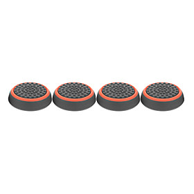 4pcs/lot Silicone Cap Thumb Stick Joystick Grip For PS4 PS3 Xbox 360 Xbox one Controller