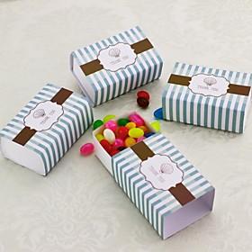 Ocean Breeze Seashell Favor Box  (set of 12) 2722276