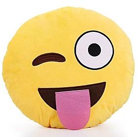 Мягкие игрушки Emoji Специальная модель Необычные игрушки Мальчики / Девочки Пл